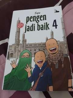 Buku komik islam