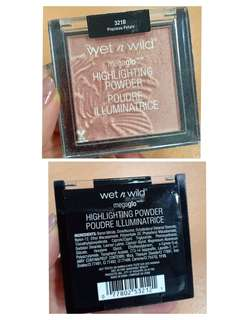 Wet n Wild Megaglo Highlighting Powder 321B Precious Petals