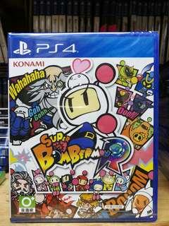 (Brand New) PS4 Super Bomberman R [Shiny Edition] / R3
