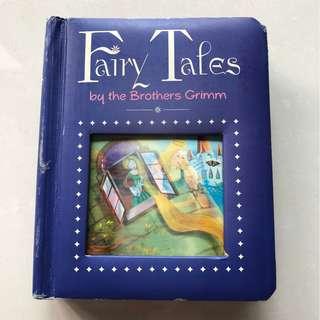 Fairy Tales (Board Book)