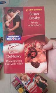 Private indiscretion/ remembering one wild night