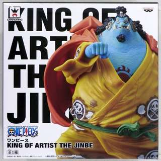 Anime - One Piece King of Artist - Jinbei