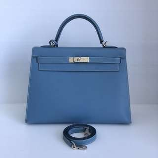 Authentic Hermes Kelly 32 Phw