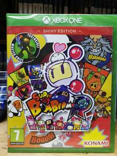 (Brand New) XBox One Super Bomberman R [Shiny Edition]