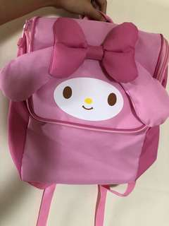 🚚 BN My Melody Backpack