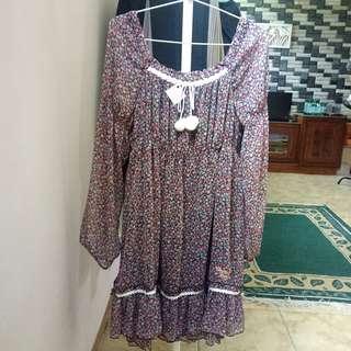 DRESS FLORAL