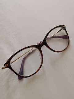 Spectacles Purplish Gold