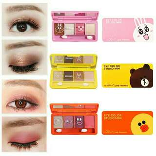 EYESHADOW PEIYEN LINE FRIENDS
