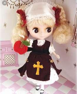 2006 Blythe(petite) 'Apple Sweet Angel'