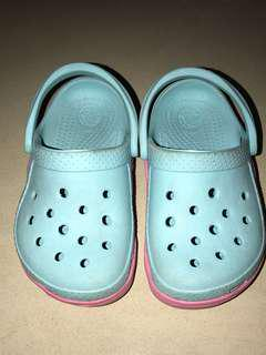 Crocs Girl's Shoes C8/9