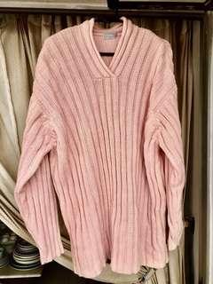 Cardigan pullover