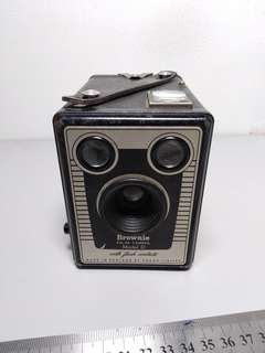 Antique Brownie camera brand Kodak
