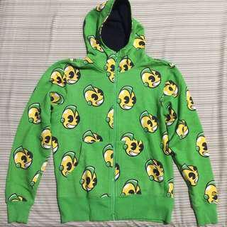 OG Grail Limited Edition Kidrobot Robot Head Hoodie LE 3/256