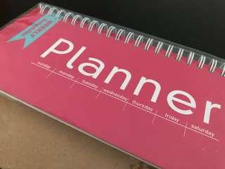 🚚 Weekly Planner [Pink]