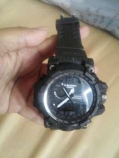 jual 2 koleksi jam tangan