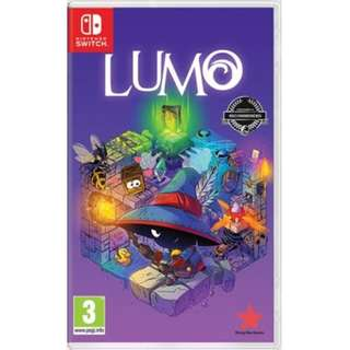 [NEW NOT USED] SWITCH LUMO Nintendo Rising Star Platform Games