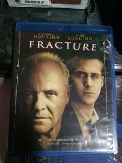 Fracture blu ray