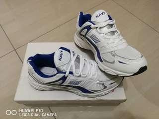 Navy Sport Shoe