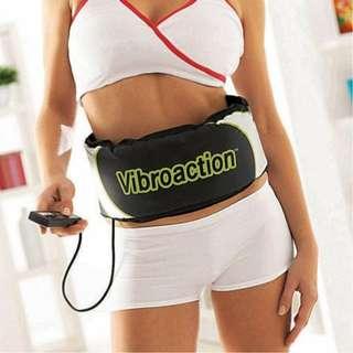 Jual Vibroaction Slimming Belt Alat Pelangsing Badan Vibroactions