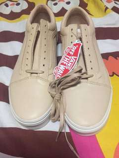 VANS Old Skool Nude Brown (color)
