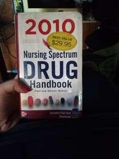 2010 Nursing Spectrum Drug Handbook
