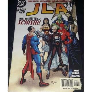 JLA #100 (1st app: Sister Superior)