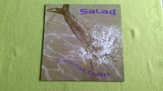 SALAD . diminished clothes. Vinyl record