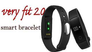 VeryFit 2.0 Heart Rate Monitoring Smart Wrist Band