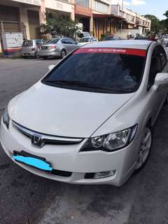 Honda Civic 2.0L