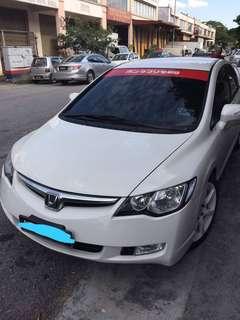 Honda Civic 2.0L