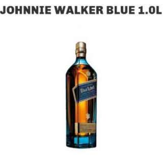 JOHNNY WALKER BLUE LABEL ORIGINAL WHISKEY