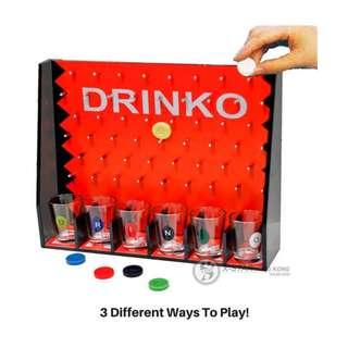 1629995 酒吧 玩具 落片炸彈 鬥酒游戲 Table games wine