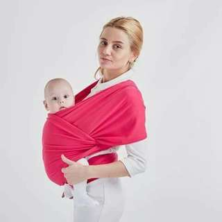 Moby Wrap Baby Carrier - PINK