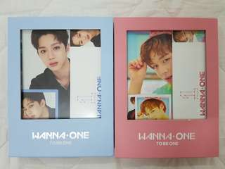 FULL SET Guanlin & Jihoon