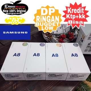 Samsung Galaxy A8 (32/4GB) New Resmi-Cash/Kredit DItoko DP 2jt Wa;081905288895