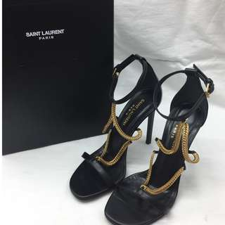 Saint Laurent 高跟涼鞋 - Saint Laurent High Heeled sandals