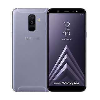 全新 行貨 三星 A6+ 4G 64G Brand New Samsung A8 Plus 4G 64G