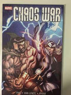 Marvel, Chaos War, Tpb, NM