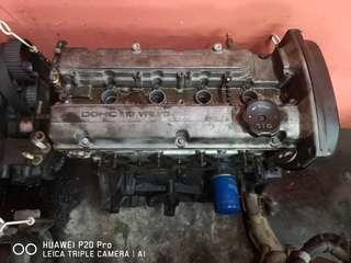 Engine kosong gti buka dari halfcut