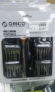 Orico 24pcs toolkit