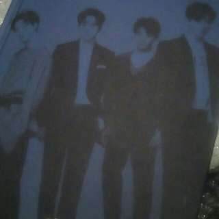 UNB Boyhood with Rolled Poster