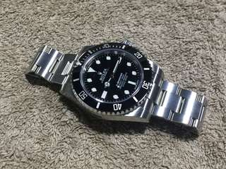 全新 勞力士 Rolex Submariner 114060 Full Set