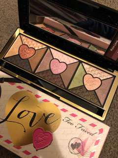 Too Faced Love (Limited Edition)