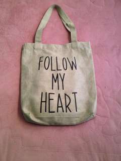 BAG FOLLOW MY HEART💋