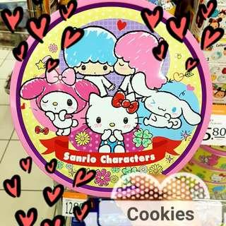 Sanrio Characters Oat & Butter Raisin Cookies