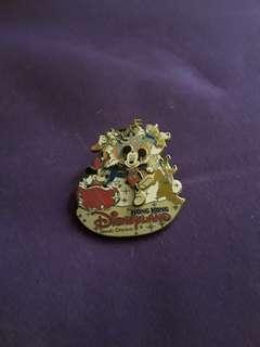 Disney Pin 迪士尼襟章 Pin Pins 襟章