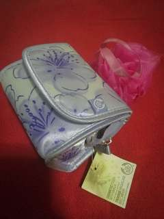 Cosmetic Pouch w/ Mirror