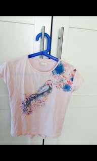 小女孩T-shirt