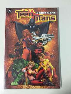 DC, Teen Titans: A Kid's Game, NM, TPB