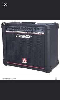 Peavey studio pro 112 guitar amplifier  transtube series amp 65 watts